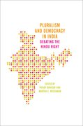 Cover for Pluralism and Democracy in India