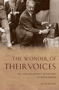 Cover for The Wonder of Their Voices