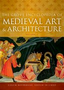 Cover for The Grove Encyclopedia of Medieval Art and Architecture