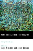 Cover for Kant on Practical Justification