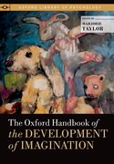 Cover for The Oxford Handbook of the Development of Imagination