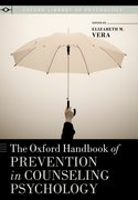 Cover for The Oxford Handbook of Prevention in Counseling Psychology