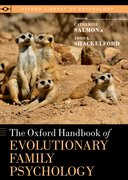 Cover for The Oxford Handbook of Evolutionary Family Psychology