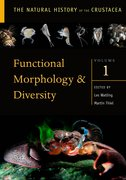 Cover for Functional Morphology and Diversity