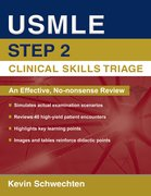 Cover for USMLE Step 2 Clinical Skills Triage