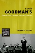 Cover for Benny Goodman