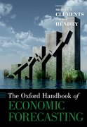 Cover for The Oxford Handbook of Economic Forecasting