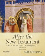 Cover for After the New Testament: 100-300 C.E.