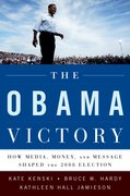 Cover for The Obama Victory