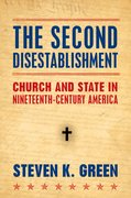 Cover for The Second Disestablishment