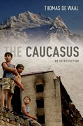 Cover for The Caucasus