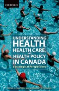 Cover for Health and Health Care in Canada