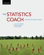 Cover for The Statistics Coach: Learning Through Practice