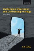 Cover for Challenging Oppression and Confronting Privilege