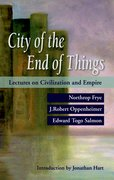 Cover for City of the End of Things