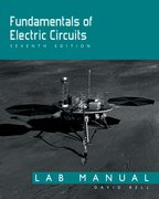 Cover for Fundamentals of Electric Circuits