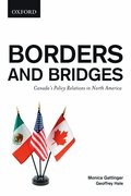 Cover for Borders and Bridges: Canada