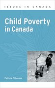 Cover for Child Poverty in Canada