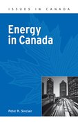 Cover for Energy in Canada