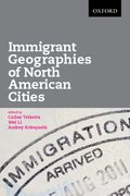 Cover for Immigrant Geographies of North American Cities