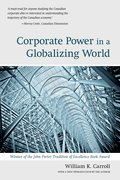 Cover for Corporate Power in a Globalizing World