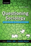 Cover for Questioning Sociology