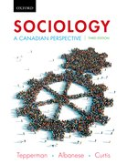 Cover for Sociology