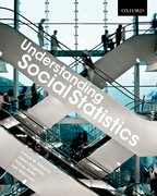 Cover for Understanding Social Statistics