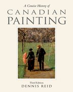 Cover for A Concise History of Canadian Painting, third edition