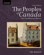 Cover for The Peoples of Canada