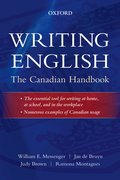 Cover for Writing English
