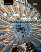 Cover for Engineering Communication: From Principles to Practice, 2e