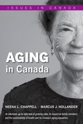 Cover for Aging in Canada