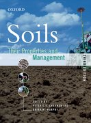 Cover for Soils: Their Properties and Management