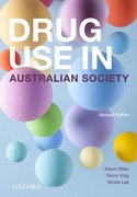 Cover for Drug Use and Australian Society