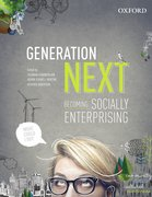 Cover for Generation Next: Becoming Socially Enterprising