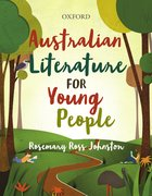 Cover for Australian Literature for Young People