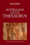 Cover for Australian Mini Thesaurus
