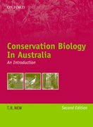 Cover for Conservation Biology in Australia