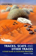 Cover for Tracks, Scats and Other Traces