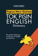 Cover for Papua New Guinea Study Dictionary Tok Pisin