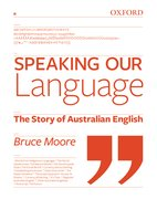Cover for Speaking our Language