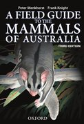 Cover for Field Guide to Mammals of Australia