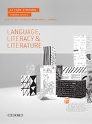 Cover for Language, Literacy and Literature