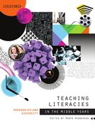 Cover for Teaching Literacies in the Middle Years