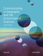 Cover for Communicating in Geography and the Environmental Sciences