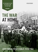 Cover for The War at Home: Volume IV