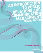 Cover for An Introduction to Public Relations and Communication Management, 2e