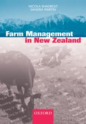 Cover for Farm Management in New Zealand