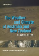 Cover for The Weather and Climate of Australia and New Zealand